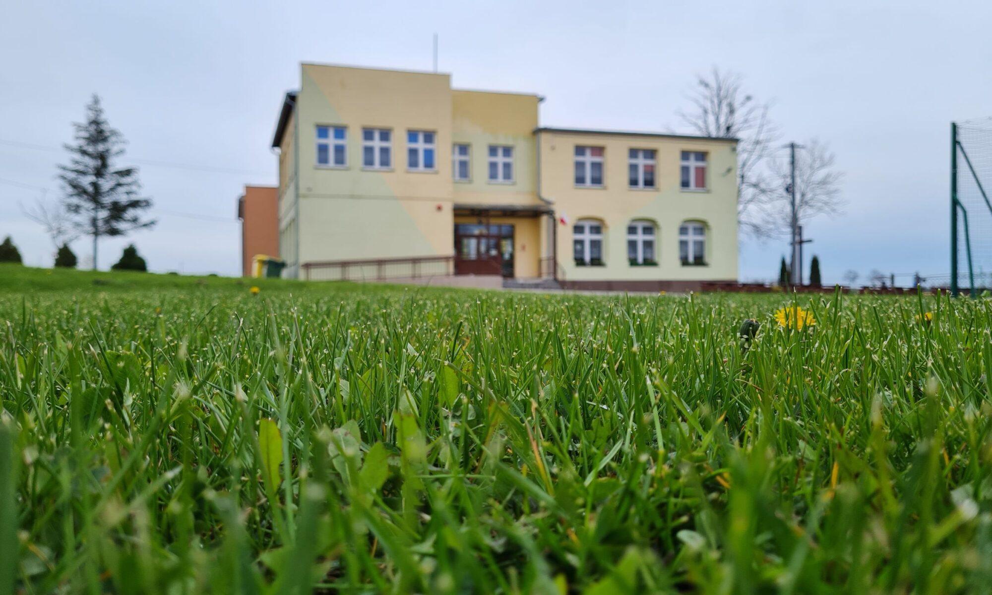 Szkoła podstawowa w Jarantowicach